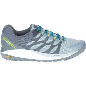 Merrell Antora 2 Shoes Women, grijs/turquoise